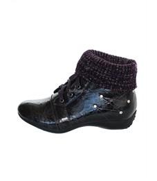 Фото 2. Ботинки для девочки Adagio фиолет