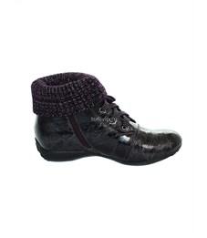Фото 3. Ботинки для девочки Adagio фиолет