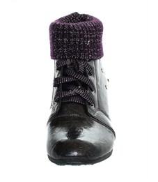 Фото 4. Ботинки для девочки Adagio фиолет