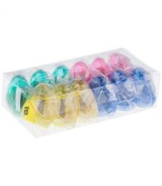 Фото 2. Точилка пластиковая ArtSpace, 1 отверстие, контейнер, пакет