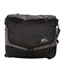 Молодежная школьная сумка Fastbreak Messenger Spin 128000-258 черная