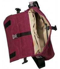 Фото 5. Молодежная сумка через плечо Quer IV Q23 для учебы бордовая