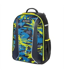 Молодежный рюкзак Herlitz Be.bag AIRGO Camouflage Boy