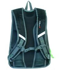 Фото 3. Молодежный спортивный рюкзак Ufo people с синими вставками