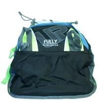 Фото 5. Молодежный спортивный рюкзак Ufo people с синими вставками