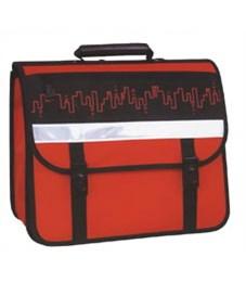 Портфель школьный Tiger Enterprise TIGER MAX красный