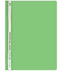 Папка-скоросшиватель Silwerhof Classic А4, зеленый