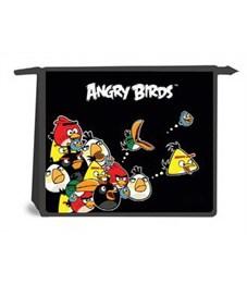 Папка для тетрадей пластиковая Hatber Angry Birds А5