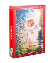 """Пазл 1000 эл. Castorlаnd """"Прикосновение ангела"""""""