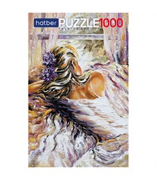 "Пазл 1000 эл. Hatber Premium ""Lilac dreams"""