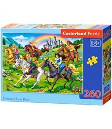 "Пазл  260 эл. Castorlаnd MIDI ""Приключение принцессы"""