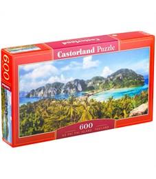 """Пазл  600 эл. Castorlаnd Панорама """"Тайланд"""""""