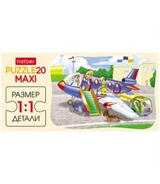 "Пазл   20 эл. maxi Hatber ""Аэропорт"""