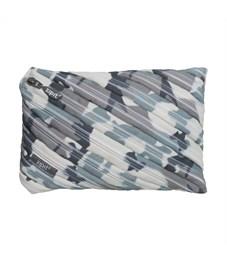 Пенал-сумочка школьный Zipit Camo Jumbo Pouch серый камуфляж