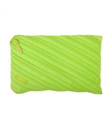 Пенал-сумочка школьный Zipit Neon Jumbo Pouch лайм