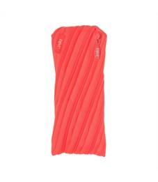 Пенал-сумочка школьный Zipit Neon Pouch персиковый