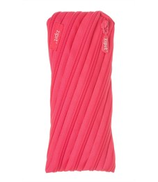 Пенал-сумочка школьный Zipit Neon Pouch розовый