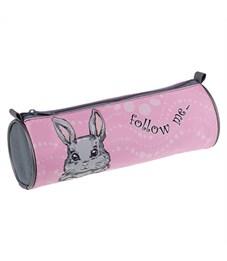 """Пенал-тубус, 210*70 Berlingo """"Rabbit"""", полиэстер"""