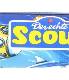 Фото 4. Пенал-тубус школьный Scout Акула
