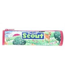 Пенал-тубус школьный Scout Фэнтези