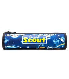 Пенал-тубус школьный Scout Космос
