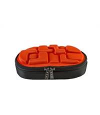 Пенал школьный MadPax LedLox Pencil Case Pass the OJ (оранжевый) без наполнения