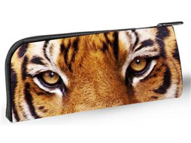 Пенал мягкий Hatber Trend Line Tigers на молнии