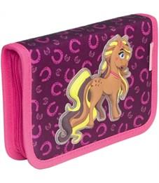 Пенал школьный Belmil 335-72 Anna Pet, Pony