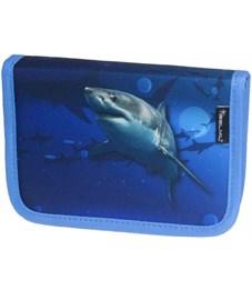 Пенал школьный Belmil 335-72 Shark