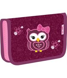Пенал школьный Belmil 335-72 Pretty Owl