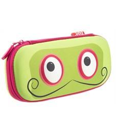 Пенал школьный Zipit Beast Box зеленый