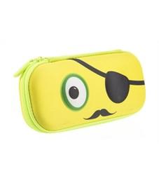 Пенал школьный Zipit Beast Box жёлтый