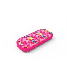 Пенал школьный Zipit Colorz Box розовый