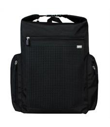 Пиксельный рюкзак большой Summoner backpack WY-A040 Черный
