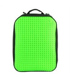 Пиксельный рюкзак Canvas Classic Pixel Backpack WY-A001 Зеленый
