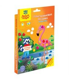 """Пластилиновая мозаика Мульти-Пульти """"В мире птиц"""", картон, европодвес"""