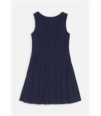 Фото 4. Платье для девочек Acoola Franklin темно-синий
