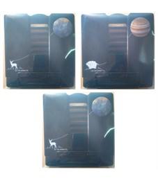 """Подставка для книг ArtSpace """"Планеты"""", регулируемый угол наклона, черная"""
