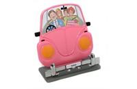 Подставка для книг Herlitz Автомобиль 10417590 розовая