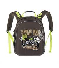 RA-542-5 Рюкзак школьный Grizzly хаки