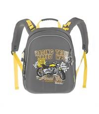 RA-542-5 Рюкзак школьный Grizzly серый