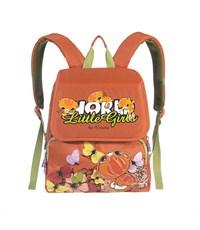 RA-545-4 Рюкзак школьный Grizzly оранжевый