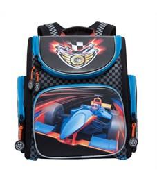 RA-770-5 Рюкзак школьный Grizzly черный
