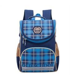 RA-772-5 Рюкзак школьный синий