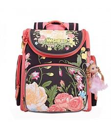 RA-871-4 Рюкзак школьный с мешком (/3 темно-серый)
