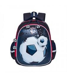 Рюкзак школьный Grizzly RA-878-5 (/1 черный)