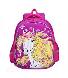 Рюкзак школьный Grizzly RA-879-6 (/1 лиловый)