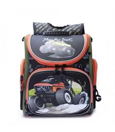 RA-970-2 Рюкзак школьный (/1 черный)