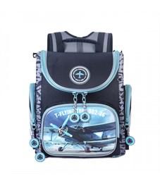 RA-970-8 Рюкзак школьный (/1 черный)