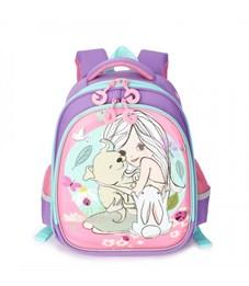 RA-979-4 Рюкзак школьный (/1 лаванда - розовый)